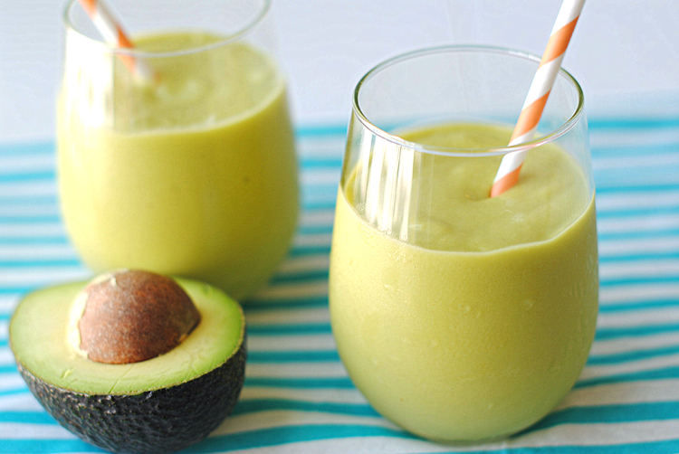 avocado-smoothie-for-weight-loss