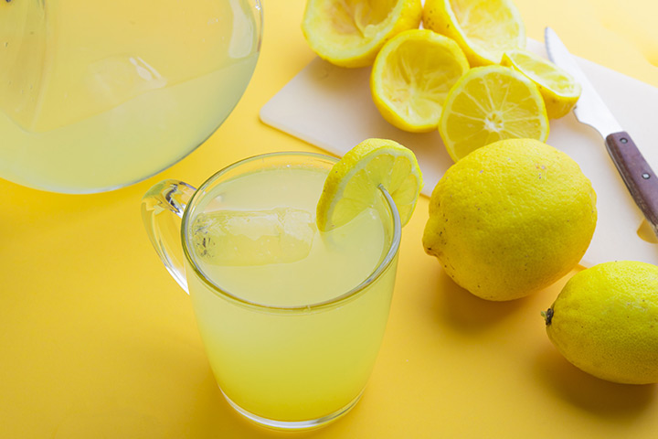 Benefits of Drinking Lemon Juice While On Weight Loss Journey